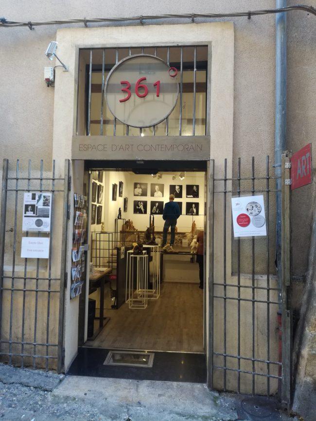 Expo galerie 361° - Clotilde Bornhauser